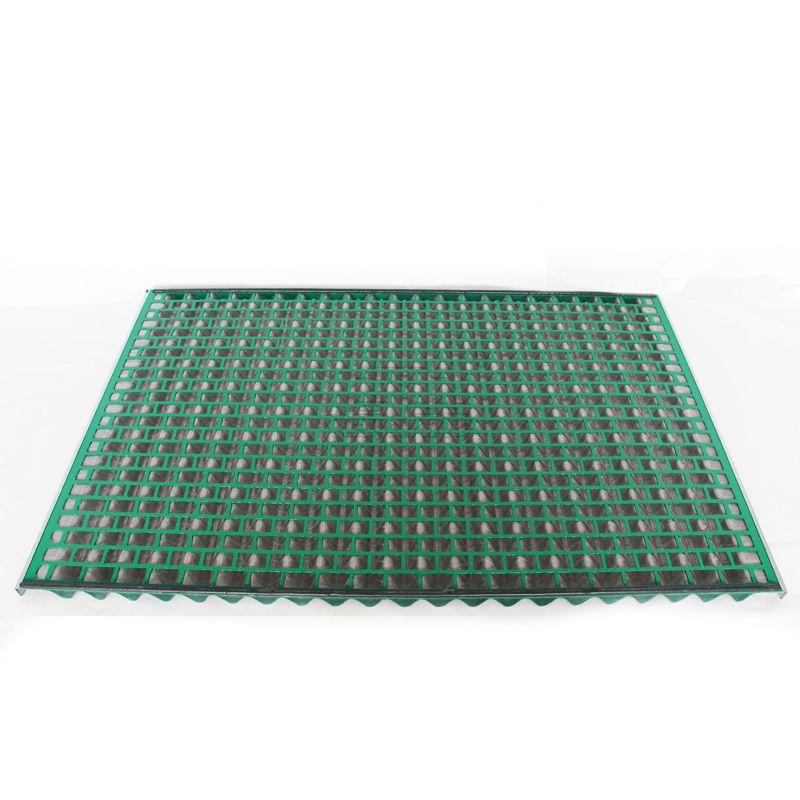 пирамидальные ситовые панели
